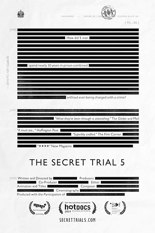 The Secret Trial 5