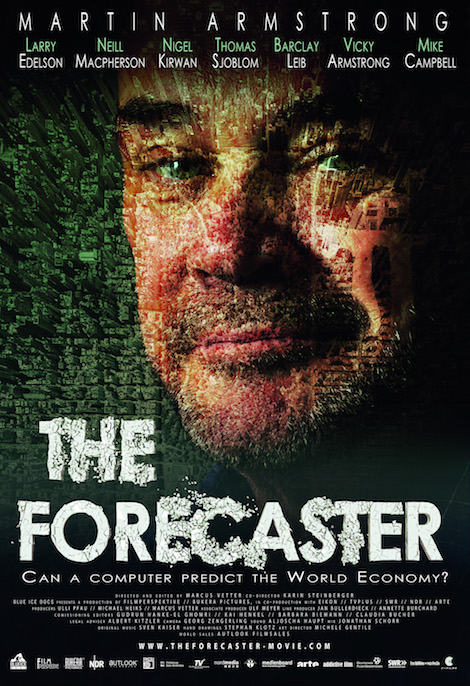 The Forecaster movie poster