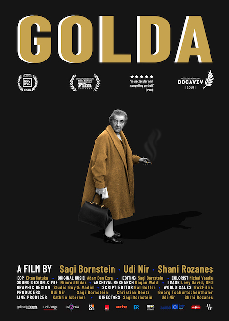 Golda movie poster