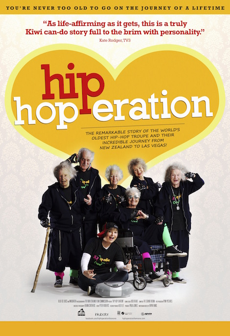 Hip Hop-eration movie poster