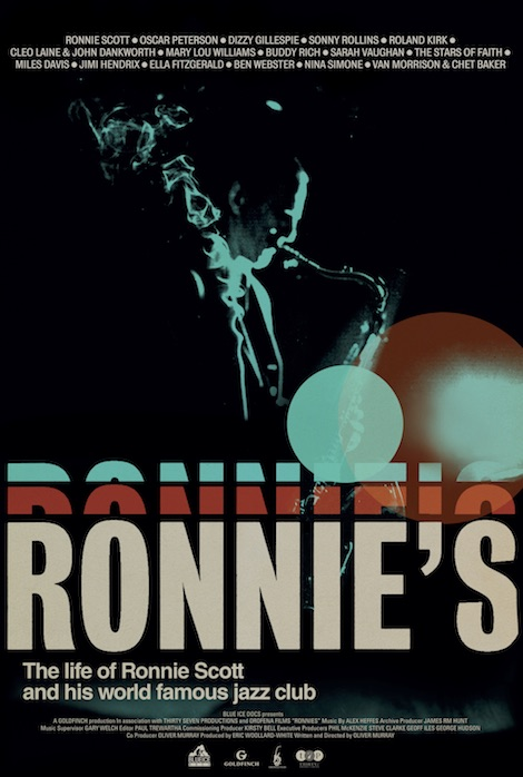 Ronnie's movie poster