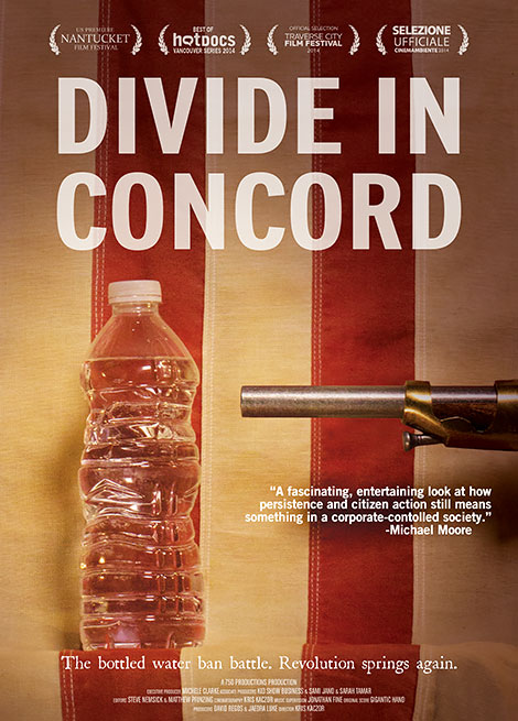 Divide In Concord movie poster