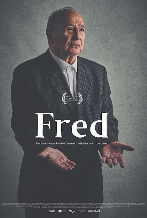 Fred movie poster